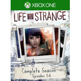 Life Is Strange - Temporada Completa