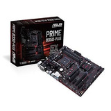 Motherboard Asus Prime B350-plus, Am4, Amd B350, Ddr4