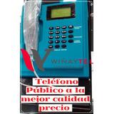 Teléfono Público Monedero Voip ( 300% De Ingresos  )