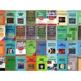 110 Ebook Calculo Álgebra Quimic Física Matematica Schaum