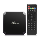 Android Tv Box X96 Mini 1gb Ram / 8gb Rom