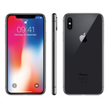 iPhone X 64gb Apple Libre Operador Caja Sellada / Tienda