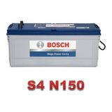 Bateria Bosch S4 N150 25 Placas