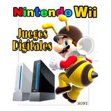 Nintendo Wii - Juegos Digitales.!!