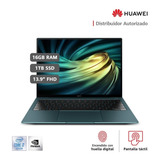 Huawei Matebook X Pro I7 16gb+1tb+mx250(2gb)