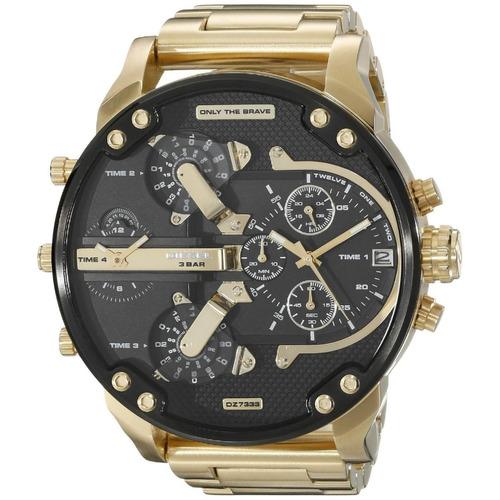 b0459fc7439f Reloj Diesel Dz7333 Nuevo Y Original