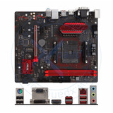 Motherboard Msi A320m Gaming Pro, Am4, A320, Ddr4, Sata 6.0,