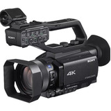 Hxr-nx80 Sony Camcorder Nxcam Sensor Cmos 4k  Factura!!!