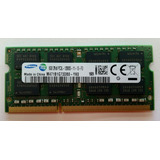 Memoria Ram 8gb Para Laptop Ddr3 Bus 1600 Pc3l
