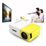 Mini Proyector Led Portatil Parlantes Hdmi Sd Usb 600 Lumens
