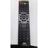 Control Remoto Para Smart Tv Lcd Aoc