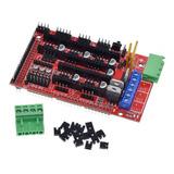 Rampas 1.4 Arduino Mega 2560 Impresora 3d Kit Electronico