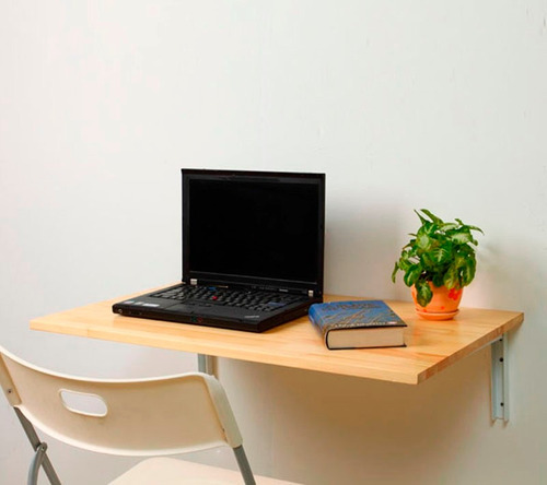 Mesa plegable abatible para estudio envio gratis s 89 - Mesa estudio plegable ...