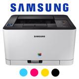 Impresora Laser A Color Samsung Xpress C430w, Wifi, Nfc
