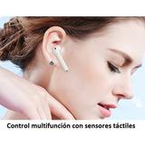 Audífonos Bluetooth Táctil-i12 Tws, T. AirPods 2,versión 5.0