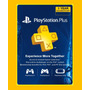 Membresía Playstation Psn Plus Usa 1 Año Ps4/ Ps3/ Ps Vita