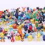 144 Und Pokemon Mini Figuras Juguetes Y Animes 2 - 3 Cm