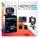 Camara Gopro Hero 5 Black Edition 4k Nuevo Sellado Tiendas