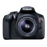 Eos Canon T6 + Efs 18-55 Iii F/3.5-5.6 Nuevo En Caja
