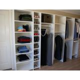 Closet De Melamine A1 // Modernos // Diseño Personalizado