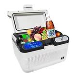 Cooler Conservador Calentador Alimentos Autos Oficinas 12 L