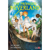 Manga The Promised Neverland Tomo 01 - Ivrea