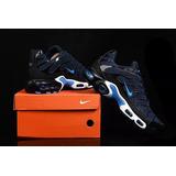 Zapatillas Nike Airmax Tn Azul   -  Nuevas Y Hermosas