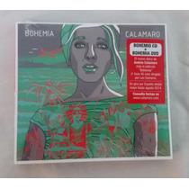 Andres Calamaro - Bohemio+bohemia (reedicion Cd+dvd)