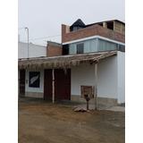 Casa De Playa, Piscina Grande (precio Negociable)
