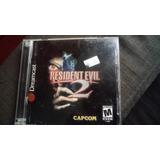 Resident Evil 2 Dreamcast Americano