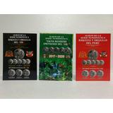 3x20 Soles - Album Coleccion De Monedas Del Peru