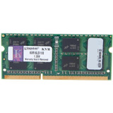 Ram Para Laptop Kingston 8gb Ddr3 Cl11 1600mhz Nuevo Wilson