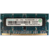 Memoria Ddr2 1gb Laptop 1 Giga Bus 800 Marca Ramaxel