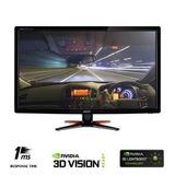 Monitor Acer Gn246hl Bbid 3d 24' 1ms 144hz Dp Fhd 6 Bit + Hi