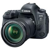 Cámara Canon Eos 6d Mark Ii Dslr  24-105mm Stm 26.2mp Digic7