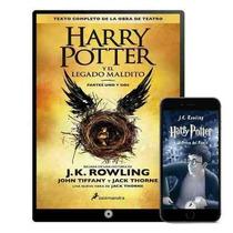 Harry Potter El Legado Maldito Colección 20 Libros - Digita