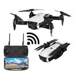 Dron Plegable Portable, Cámara Full Hd 1080p En Tiempo Real