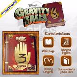 Gravity Falls Journal 3 Original Disney