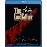 Blu Ray Colección El Padrino: The Godfather