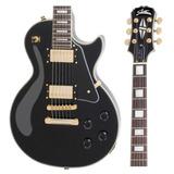 Guitarra Starsun Electrica Importada Lespaul Custom D-carlo