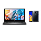Laptop Dell Latitude 7490 14 Pulg I7-8650u 512gb Ssd 16gb