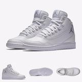 Zapatillas Nike Air Jordan Executive   White 2017 Original