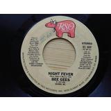 Mundo 45 Vinilo Bee Gees Night Fever