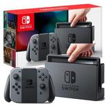 Nintendo Switch Consola Grey Gris Nuevo