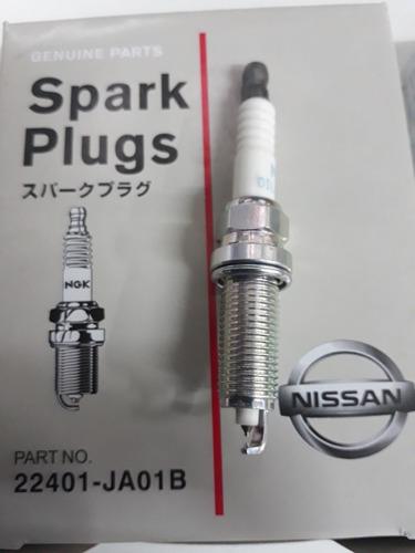 Bujias Nissan Denso Doble Iridium Fxe20hr11 2010 - 2018