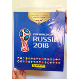 Album Panini Tapa Dura Russia 2018 Del Mundial Paqueton