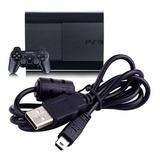 Cable Para Ps3 Cargador De Mando Play3 De Fabrica  Con Un Su