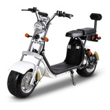 Moto Electrica Citycoco Harley Motor 2000w 12ah Aro Aluminio