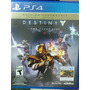 Destiny The Taken King Ps4 Abierto segunda mano  Lima
