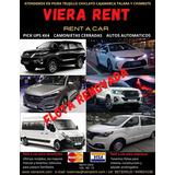 Rent A Car Viera Rent Alquiler Camionetas 4x4 Autos Van Bus